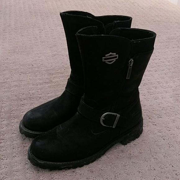8d821b33f5d Women's Harley Davidson boots